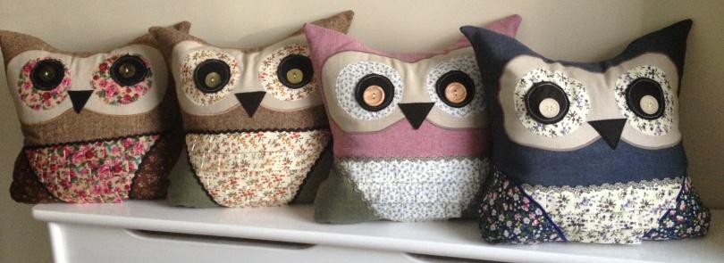 A Parliament of Owl Doorstops