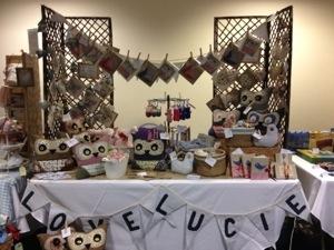 Craft Fairs Love Lucie
