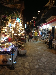 A little Kalkan shopping