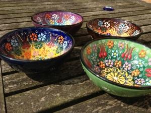 Holiday ceramics