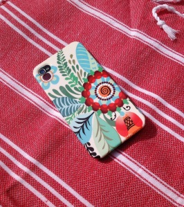 iphone case from Giant Sparrows - Anja Jane design