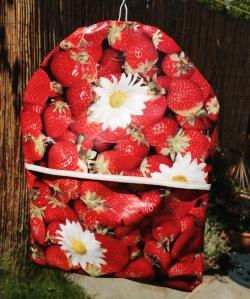 Shiny new peg bag