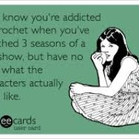 Crochet addiction