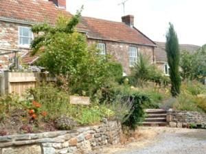 Gasworks cottages at Chew Magna Gasworks, Somerset