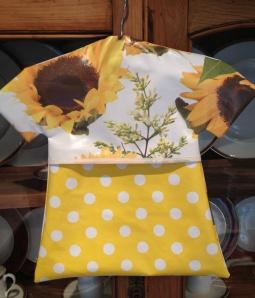 Latest Oil Cloth peg bag