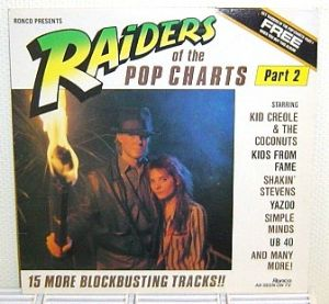Raiders of the Pop Charts