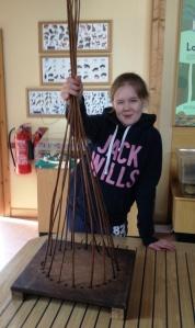 A little willow weaving