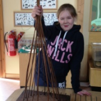 A little willow weaving