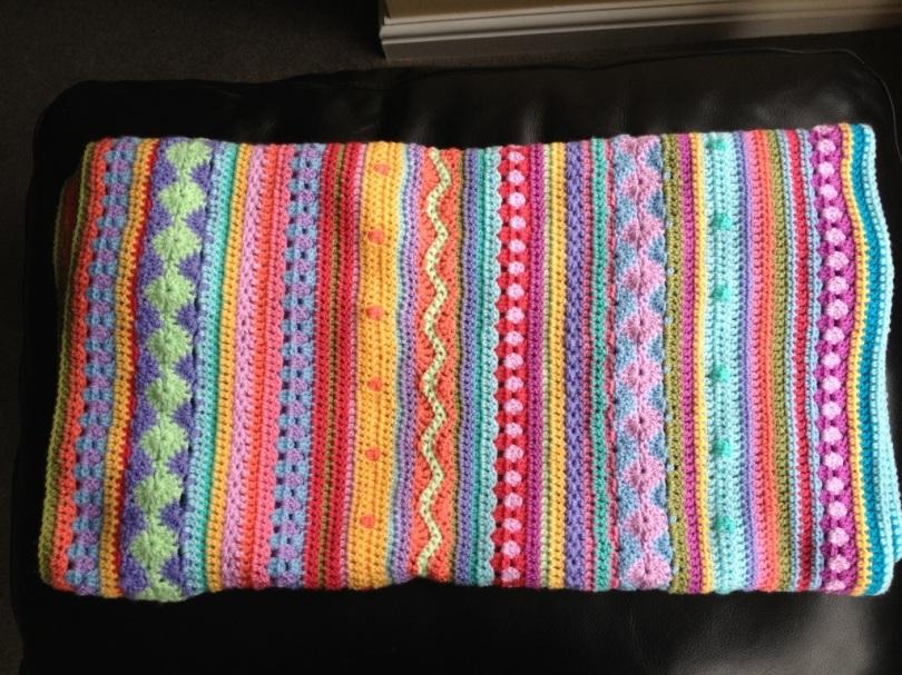 Crochet CAL Blanket