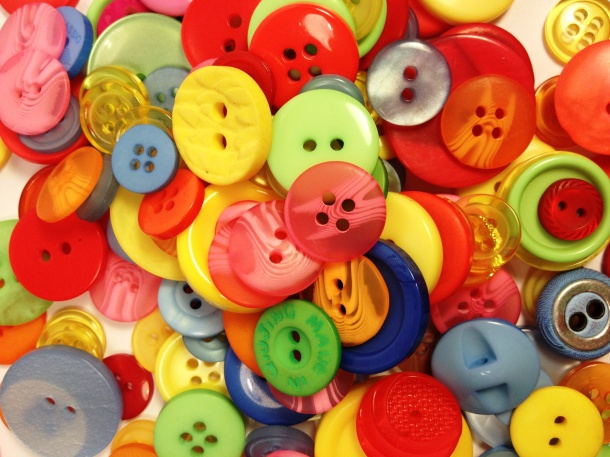 Zingy buttons!