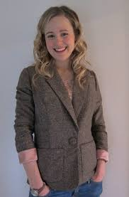 Tailored jacket from the GB Sewing Bee