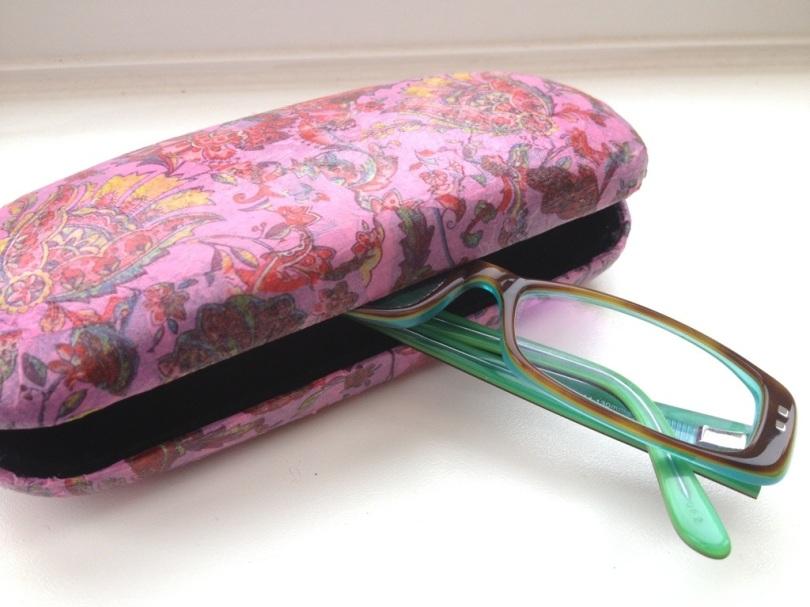 Decopatch glasses case