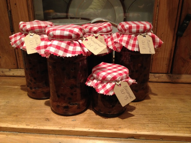 Delia's homemade mincemeat