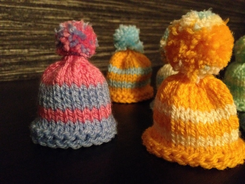 Hats for smoothies