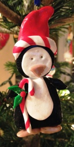 and finally a Fimo Penguin