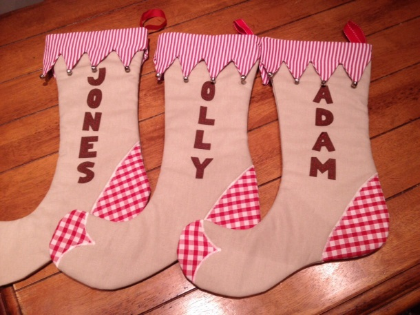 Stockings for boys