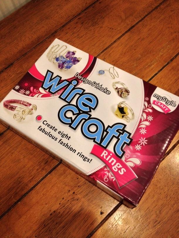Wire craft kit