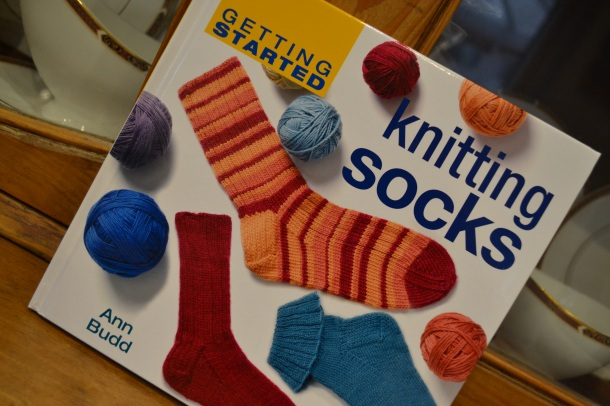 Knitting Socks by Ann Bud