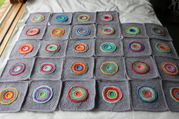 Little woolie's blanket
