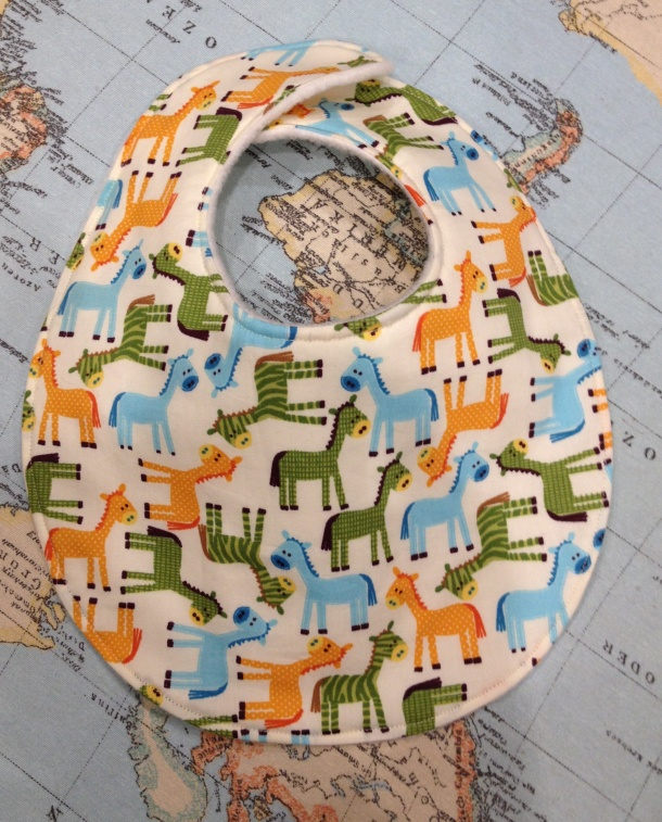 Bibs for baby boys