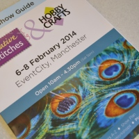 Creative Stitch and Hobbycraft show