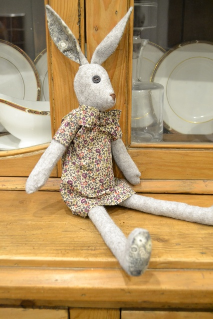 My completed Luna Lapin
