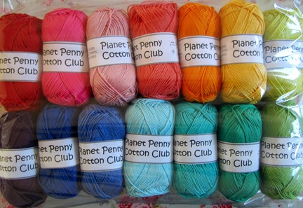 Planet penny cotton