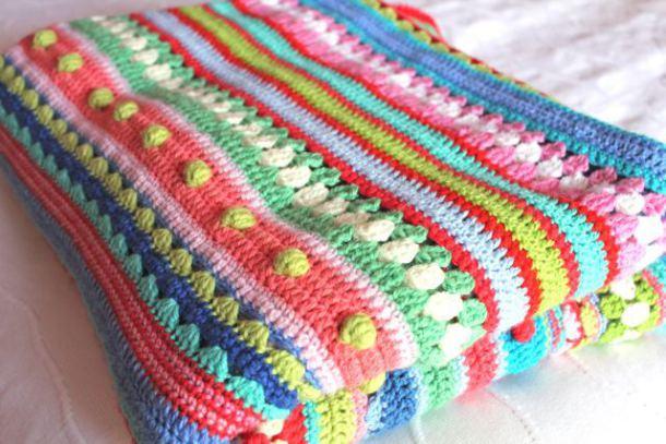 Little Woolie's Crochet Blanket