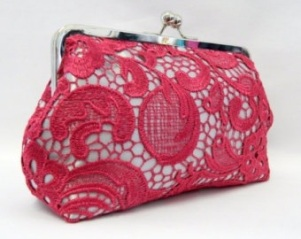 Bridesmaid purse