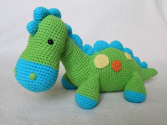 Dinosaur by DioneDesign on etsy