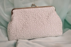 My wedding handbag
