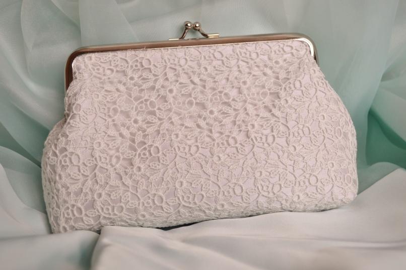 My wedding handbag