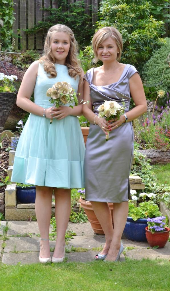 Glad I got married before she grew too tall