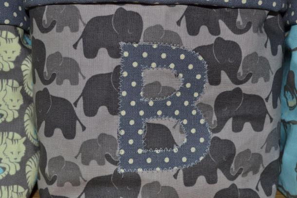 fabric bucket 11