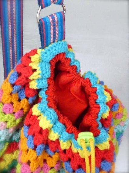 Sewchet crochet bag