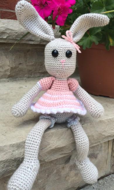 Tara's Lilleliis Bunny