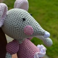 Brenda the Ballerina Mouse
