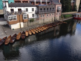 Boats on the River Wear