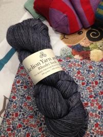 A little sock yarn