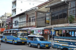 The old buses of Phuket