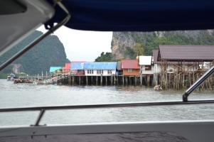 Koh Panyee, the 'floating village'
