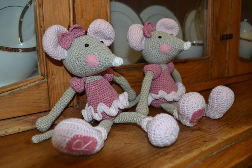 More Ballerina mice