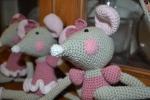3 mice and abunny