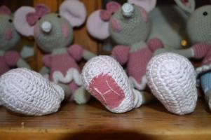 Ballerina mice