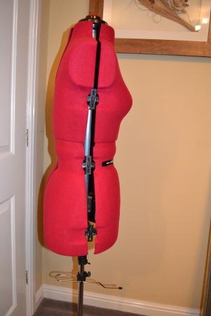 Supafit dressmaking dummy