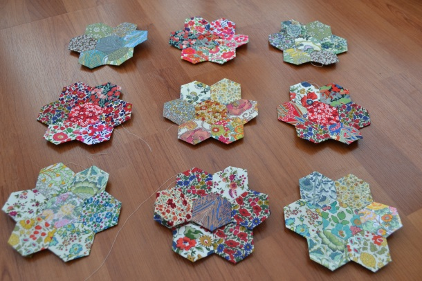 Liberty hexies