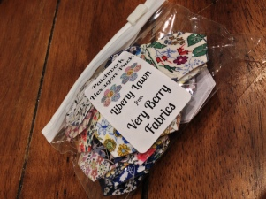 VeryBerryHandmade Hexie pack