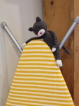 Sunny deck chair ironing board cover