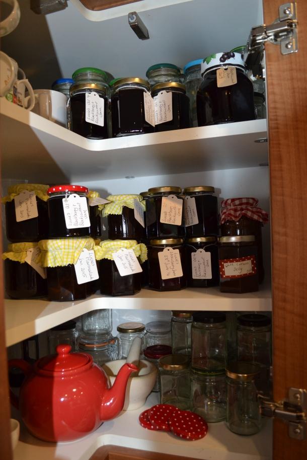 Homemade preserves