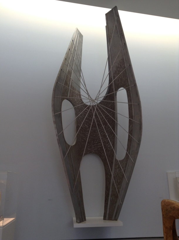 Barbara Hepworth Winged Figure